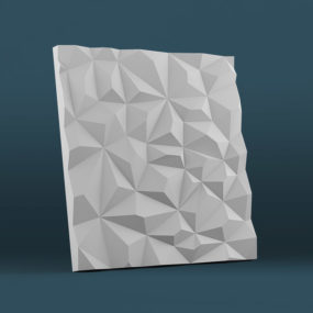 гипсовые 3д панели для стен